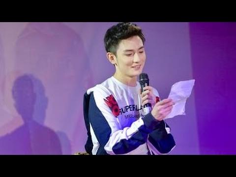 黄靖翔广州见面会 Huang Jing Xiang Fanmeeting in Guangzhou