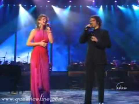 The Prayer - Celine Dion and Josh Groban