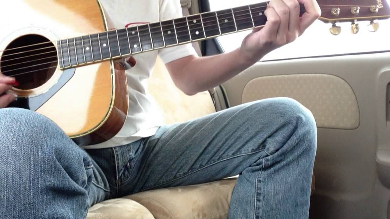 世界中の誰よりきっと 織田哲郎 COVER / ギター弾き語り - YouTube