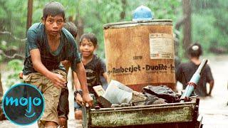 10 самых страшных стихийных бедствий 90-х годов
