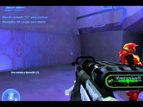 Probando El DXtory Con Halo.avi