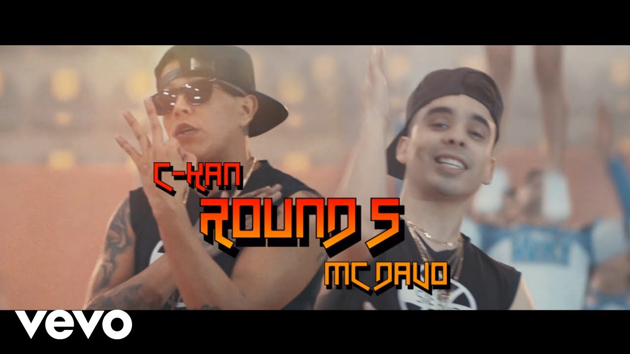 C-Kan - Round 5 (Official Video) (feat. MC Davo)
