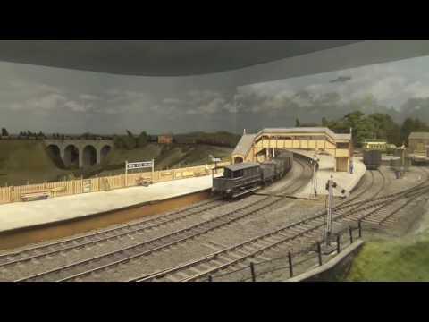 Pendon Model Railway Museum  Long Witenham Oxfordshire UK