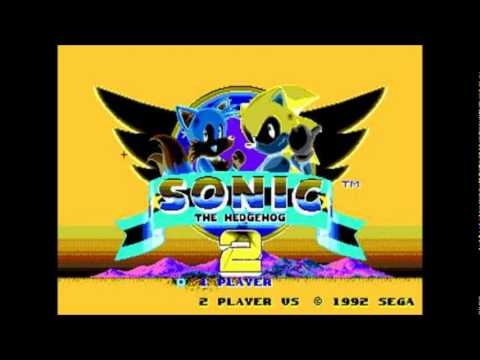 Sonic The Hedgehog 2 Music - Mystic Cave Zone ( 2 - Player