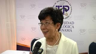 Delegación de la Universidad Politécnica de Hong Kong visita la UTP
