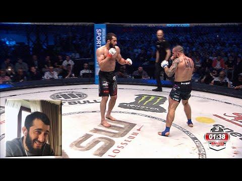 Mamed Khalidov vs Borys Mańkowski - Powrót do przeszłości | KSW 39
