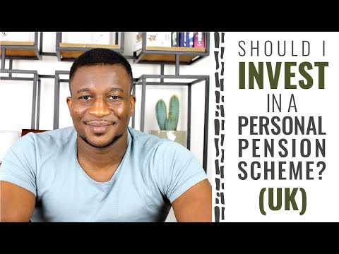 Should I Invest In A Personal Pension Scheme? (UK)