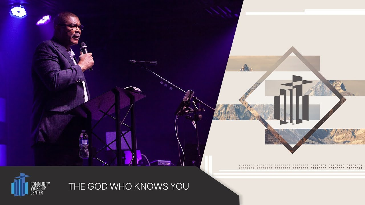 The God Who Knows You