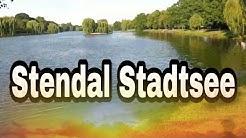 Stadtsee Stendal Rundgang