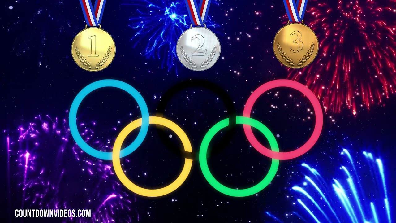 Tokyo 2020 Paralympic Games Tokyo?Countdown With Fireworks!!! ◯◯◯◯◯