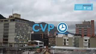 Minuto CVP 8 -12 de Agosto