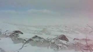 extreme weather on frozen lake erie hamburg new york