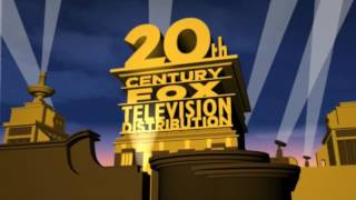 20th Century Fox Television Distrubution Extended Version (Dream Logo)