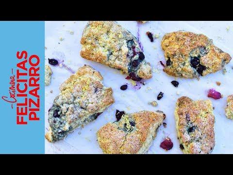 Scones dulces | Felicitas Pizarro