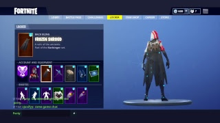 fortnite BR solid gold mode (new ace skin and swg bag starter pack)