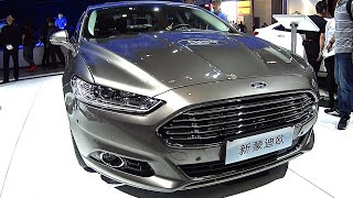 All New 2016, 2017 Ford Mondeo Titanium, Ford Mondeo 2016, 2017 model