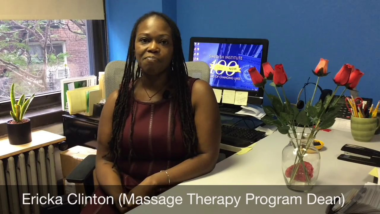 Massage Therapy School in NYC | Swedish Institute