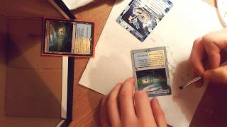 MTG Alter - Flooded Strand Time Lapse