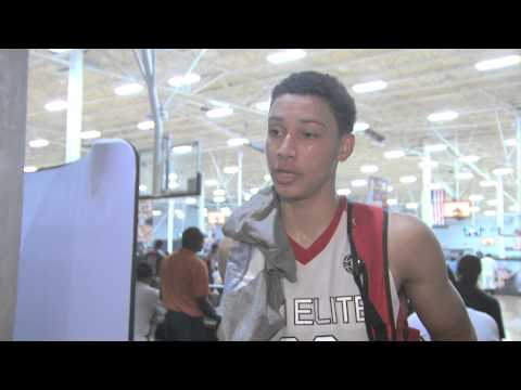Ben Simmons - Montverde Forward - Highlights/Interview - Sports Stars of Tomorrow
