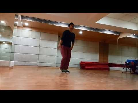 HR'S DANCE SCHOOL | Zindagi aa raha hun | tribute | Tiger Shroff | freestyle hip hop