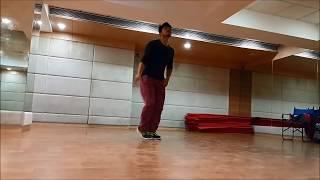 HR'S DANCE SCHOOL | Zindagi aa raha hun | tribute | Tiger Shroff | freestyle hip hop