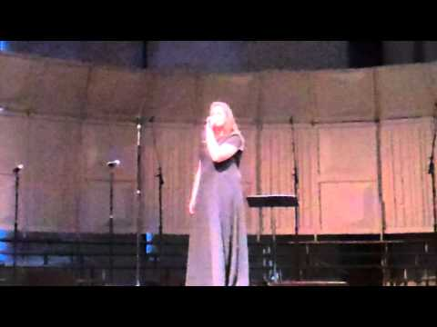 Katie Brower--King of Anything by Sara Bareilles
