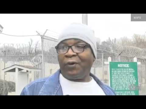 Glenn Ford   Death row inmate walked out of Louisiana prison today freed after 30 years   Lone Wolf
