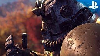 Fallout76 - Tráiler en Español E3 2018