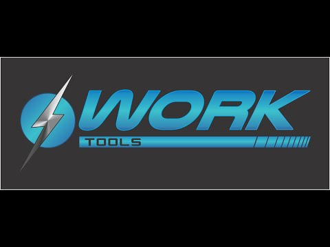 Taladro percutor velocidad variable reversible 1/2 650W - WORK