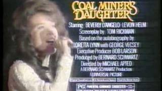 Coal Miner's Daughter 1980 TV trailer