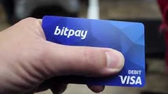 BitPay - Loading Up The BitPay Card With Money