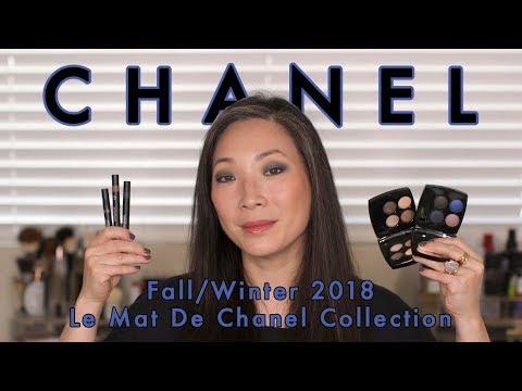 CHANEL - Le Mat De Chanel - Fall Winter 2018 Collection