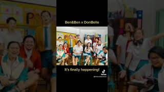 Upuan MV starring #DonBelle comes out on Sunday, August 29 at 6PM. Only here on our channel!