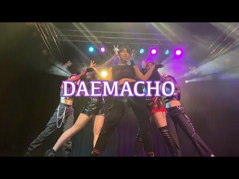 Don`t Stop KPOP - DAEMACHO Performance | Dynamo Zürich