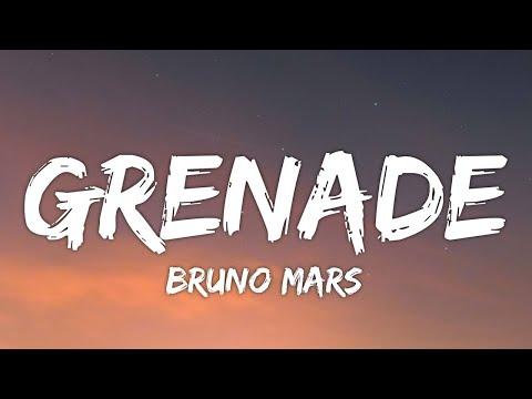 Bruno Mars - Grenade (Lyrics)