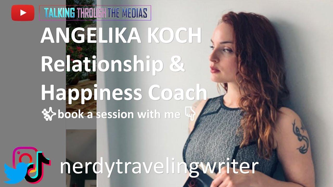 Angelika Koch Interview: Life Coach Traveler & Writer