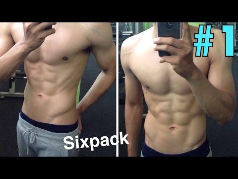 sixpack #1 สร้างกล้ามเนื้อหน้าท้อง สไตร์นายแบบ