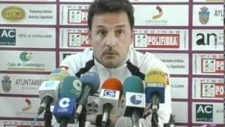 Declaraciones de Tito Ramallo CD Guadalajara - RC Deportivo B
