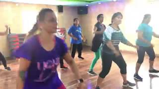 Girls Like You I Zumba fitness I Dance Choreography
