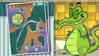 Disney Juegos España | ¿Dónde está mi agua? Swampy y Cranky App thumbnail
