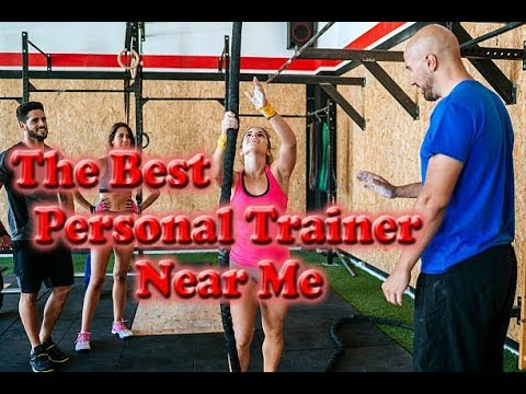 How to  Find a Personal Trainer at Mountain View