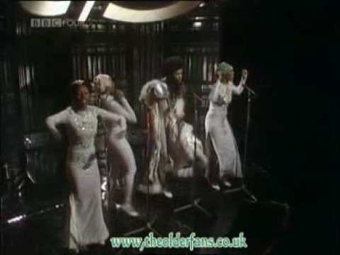 BONEY M - RASPUTIN [CHRISTMAS TOP OF THE POPS 1978]
