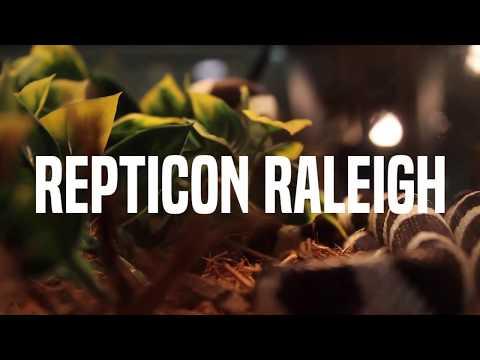 REPTICON Raleigh, Nov. 2017!