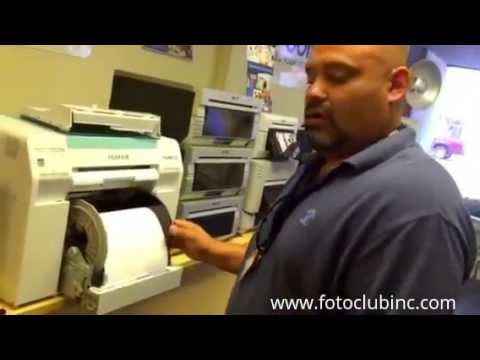 Unloading The Fuji Dx100 Paper Explained By A Fuji Tech