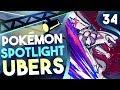 """POKEMON SPOTLIGHT: PALKIA"" #34 Pokemon Ultra Sun & Moon! Ubers Live w/PokeaimMD"