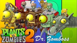Plants vs Zombies 2 Dr. Zomboss Theme Song