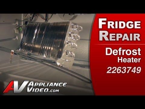 Defrost Bimetal Refrigerator Repair Whirlpool Replac