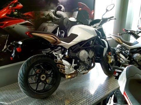 2014 MV Agusta Brutale 675 Triple – Complete Overview by Motor Sports World