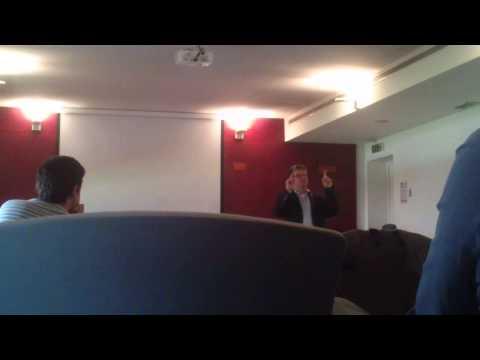 Prof. Doutor Thomas Hoeren - University of Lisbon / 11-05-2013