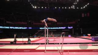 PASEKA Maria (RUS) - 2015 Artistic Worlds - Qualifications Uneven Bars